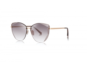 7101 rimless sunglasses