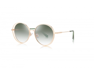 7102 oversize round fashion sunglasses