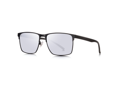 7099 men square sunglasses