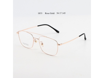 ST1833 Optical glasses